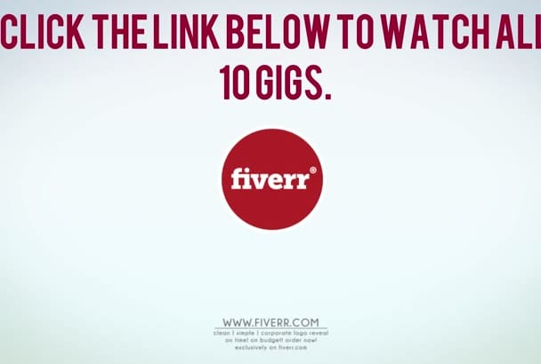 give simple powerful 10 logo openers