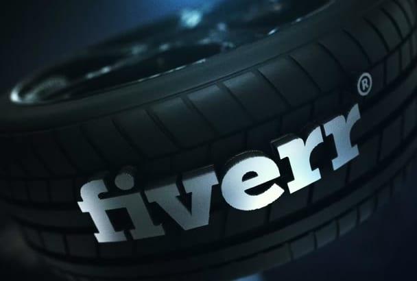 add to logo on transforming wheel Racing Cars Bikes