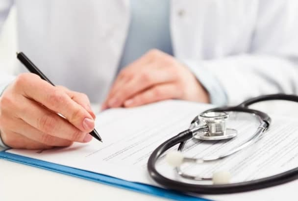 write medical and health articles, I am a medical student