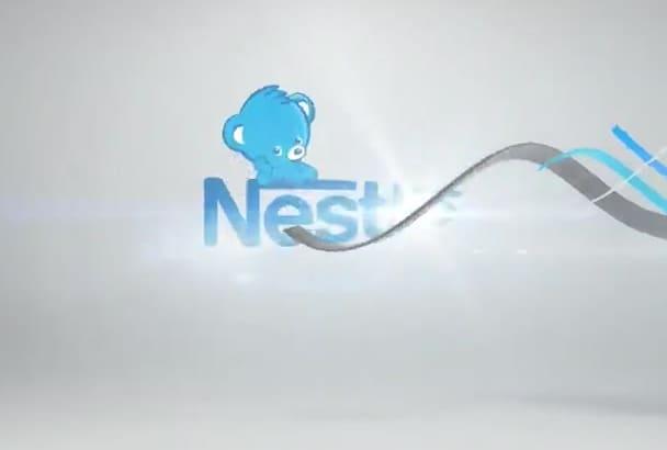 create 3 AMAZING intro video animation