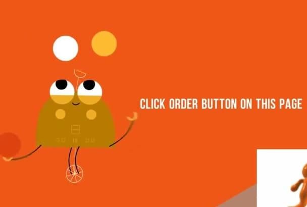 create Professional Custom Explainer video