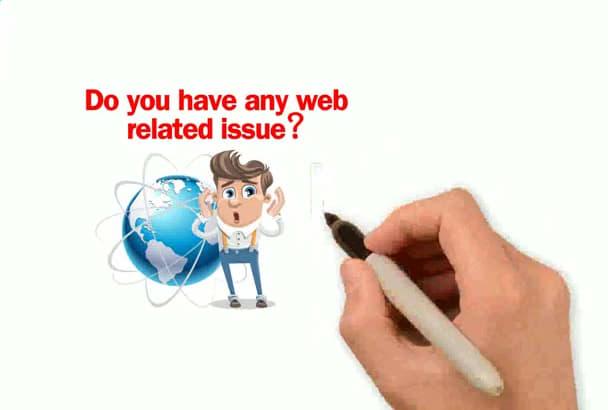 fix any wordpress error