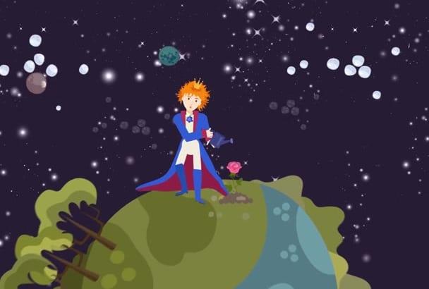 create greate 2d animation