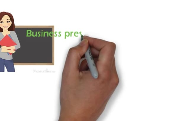 create Business Animation in 7hrs