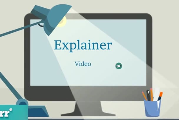 create an awesome 2D Explainer videos