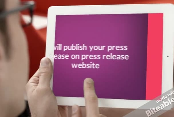 publish your press release on prnewswire website