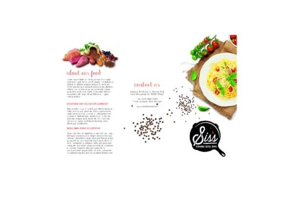design SUPERB flyer, poster, brochure, card