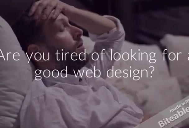 design a creative and outlooking webpage