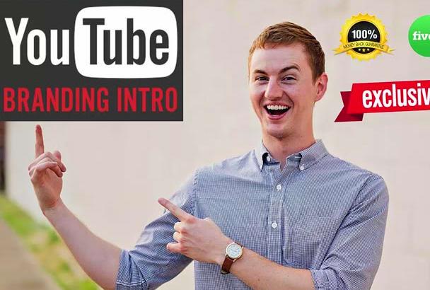 make Stunning Youtube Intros