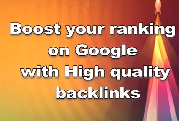 do Quality Backlinks to rank in google, Bing, yahoo and other Search engines