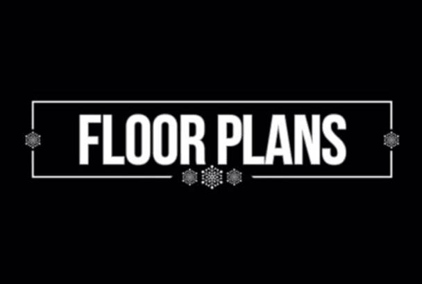 draw a Stunning Floorplan in autocad bonus FREE Source File