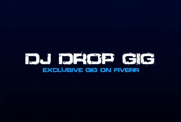 make your voice sound like a professional DJ drop