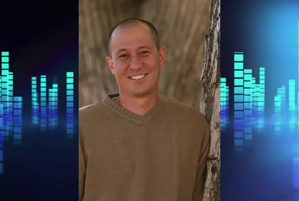 record a professional American male voice over narration in 24 hours