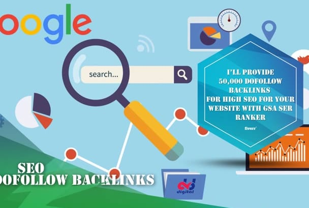 build 50,000 dofollow Permanent SEO backlinks with Gsa Ser Ranker