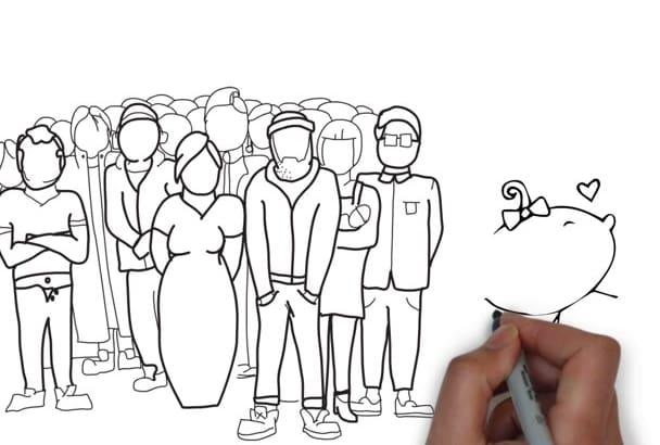 make a Professional Whiteboard Animation Video