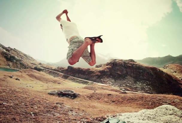 do a parallax effect and make live photos