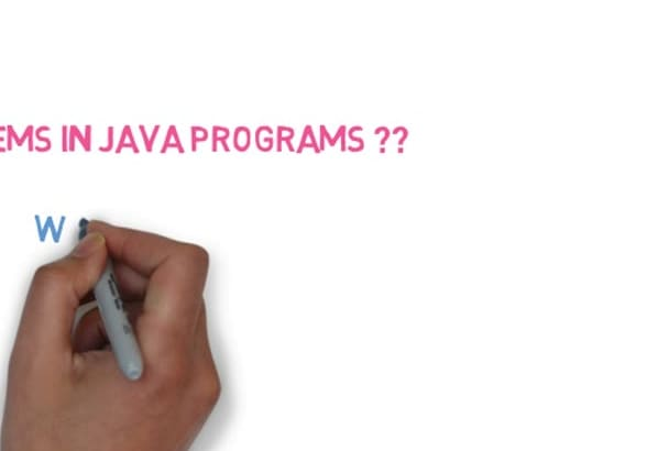 do your java assignments and Projects