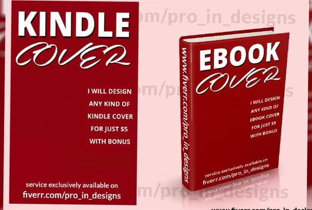 design a Bestselling Ebook or Kindle Cover