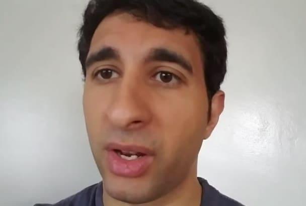 do a testimonial in an Australian accent