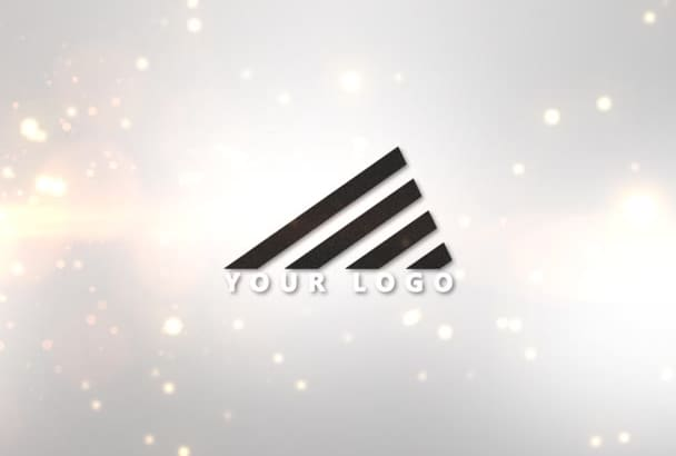 animate your logo like this