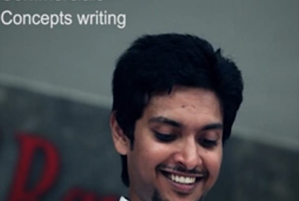 do creative writing and concept writing