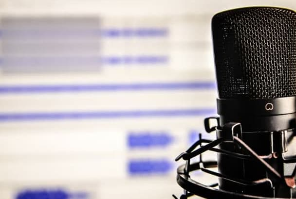 record a compelling voiceover for your project