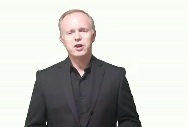 professionally do a video testimonial