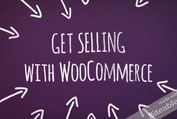 create eCommerce online shop with Woocommerce and Wordpress