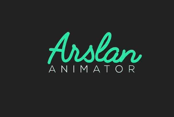 custom animate your business logo
