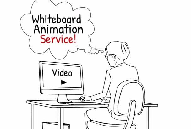 make Professional Whiteboard Animation