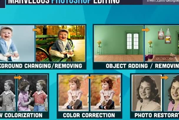 do any PHOTOSHOP Editing Marvelously with Source File in 24hours