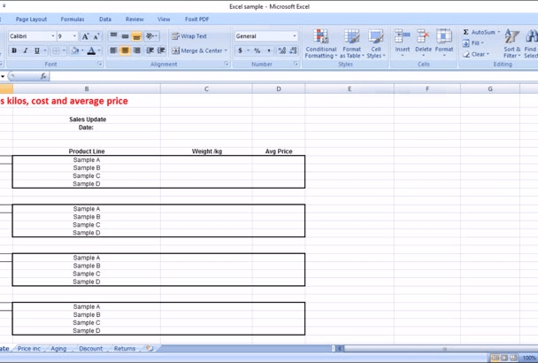 do excellent and accurate data entry