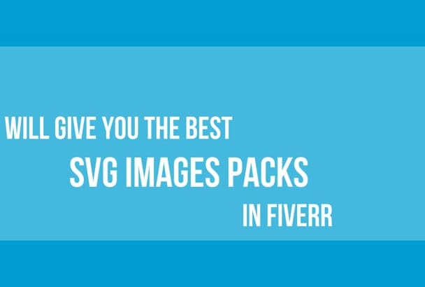 give You 100000 SVG images