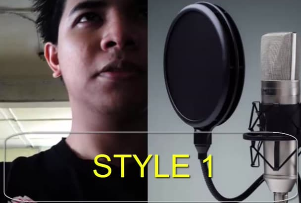 record a Professional Malay Voice Over Male