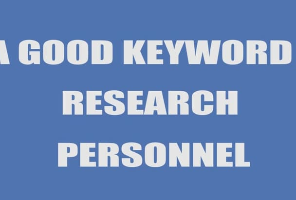 run indepth keyword research in 12 hours