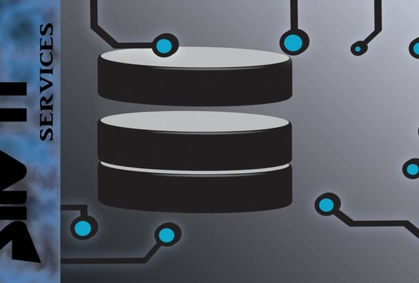 create database in access or mysql