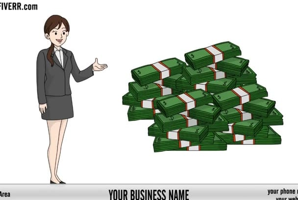 create this Female Real Estate Agent Video 2