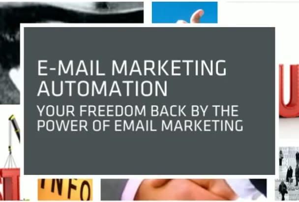 set up your MailChimp Campaigns
