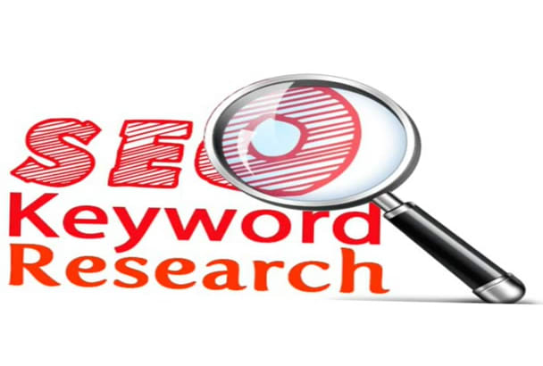 do keyword research and find the right one