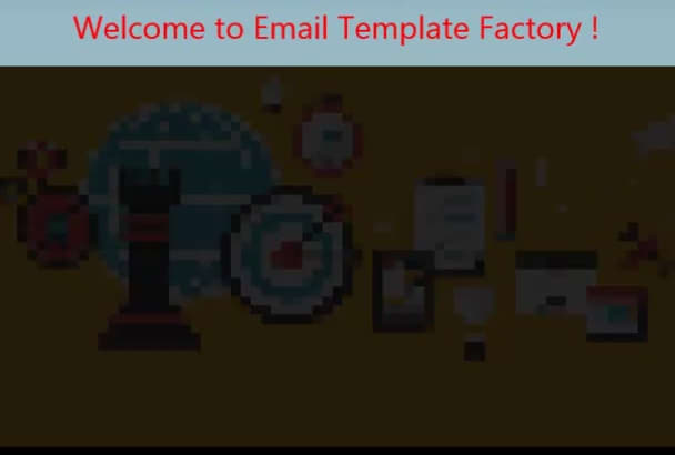 code PSD to Responsive Email Template and Newsletter