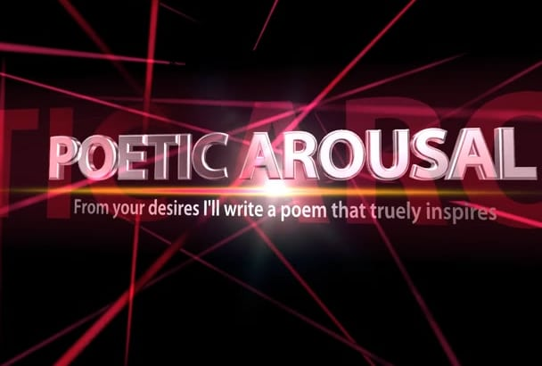 keenly write a poem to genuinely fit your specific need