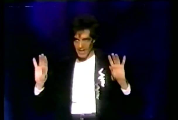 teach You How To Do David Copperfields Magic Trick