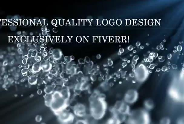design modern professional business logo