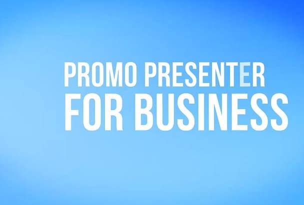 do this promo presenter