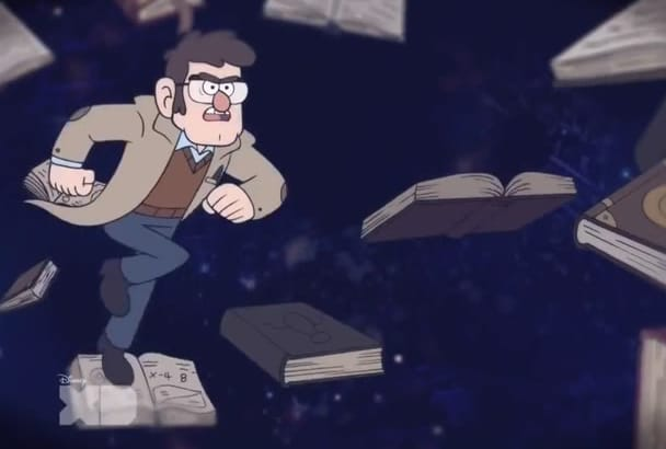 make you in Gravity Falls