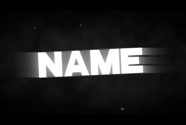 3 Amazing 3D Video Intros