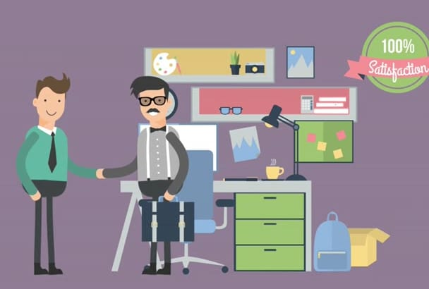 create an Animated Explainer Video