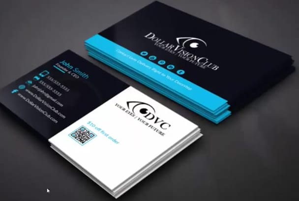 design OUTSTANDING Professional  Business Card within 24 hour