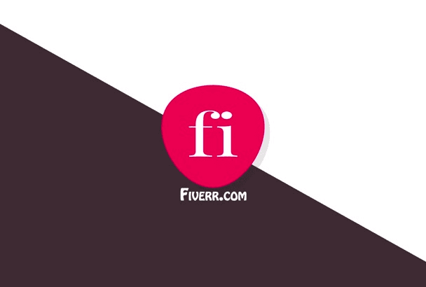 create 5 flat logo video Intros
