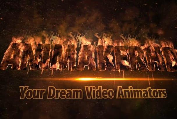 create 2 Majestic HD Video intros